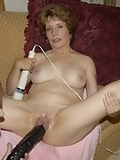 Mommy gets fisted by a naughty mature nurse