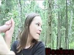 BJ in Woods