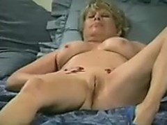 Mature Female Solo Fun