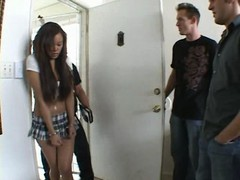 asian girl fucked by 3 guys