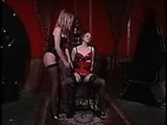 Stockings and Spanking