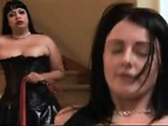 Mistress demands fuck perfection