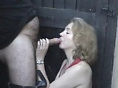 Redhead In Alley 02