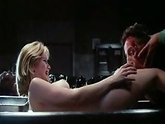 Barbara Crampton in Re-Animator