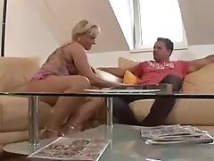 German Mature Slut