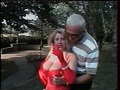 big titty mature blonde
