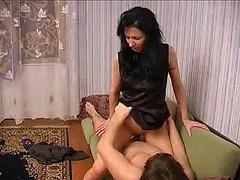 Hot Russian Mature Fucked