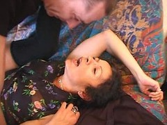 hairy mature maid dp