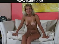 Mature perfect blowjob for meaty wang
