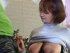 german mature getting fucked