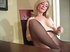 Mature nina hartley in pantyhose as never seen part 4 thenylonchannel