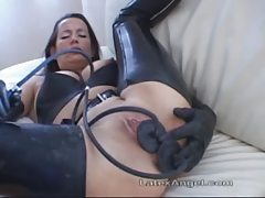 Mature amateur wife huge anal toys