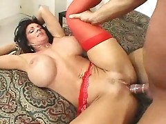 Deauxma elderly bitch sucking and galloping