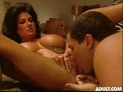 Busty assfucked mature slut