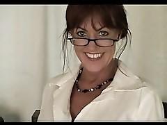 Sexy secretary Shauna