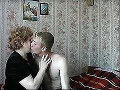 Russian mom son