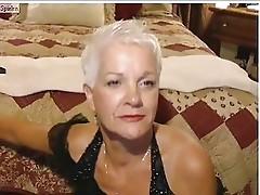 Mature Granny Webcam23