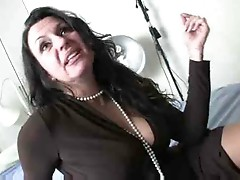 Hot mature Spanish woman gets fucked by stud PornFix.Co.Uk
