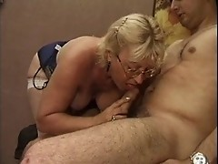 Mature italian teacher and the young student by poliu