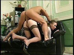 Leila-Nasty MILF
