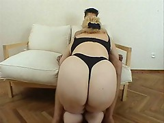 blonde mature 50y blowjob