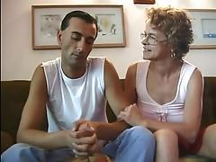 Italian Old Mom Abused ...F70