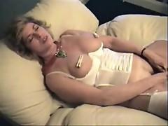 Watch my kinky sub wife masturbating for you