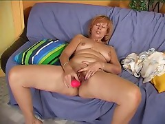 Lady Shows All 8