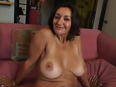 Persia Monir-Nasty Hairy Mama
