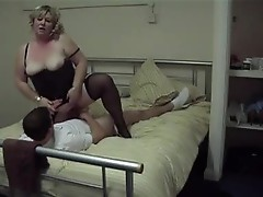 M I L F Slut wife with young guy pt3
