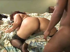 Huge-titted Mature Gina DePalma Banging