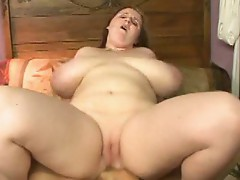 Mature bbw get her ass fucked hard