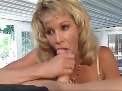 Mature blonde YPP