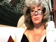 Beautiful granny webcam 4