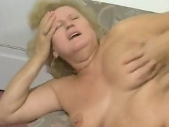 german granny blond