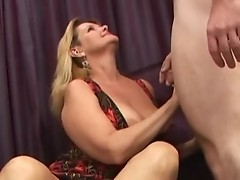 RAVEN - Big Busty Anal Loving Mature Mom