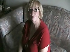 Busty 54 Year Old Mature MILF