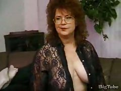 Busty mature for tattoo guy