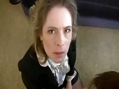Caught By Mature Hotel Manager With A Hooker