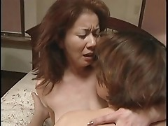 japanese mom son