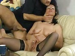 Excited dick craves her pierced pussy
