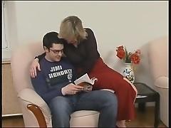 Seducing A Young Man