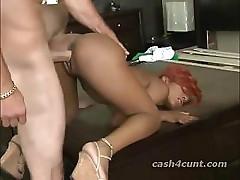 Black pussy cash paid