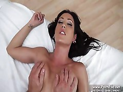Capri Cavalli  is back for another massage. part 5