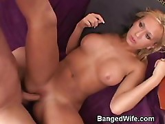 Big Titty Housewife Fucked