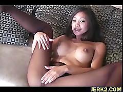 Kina Kai wants you to sniff her crotch