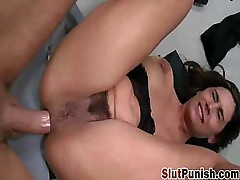 Brutal Ass Fuck And Huge Cumshot