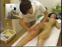 Japanese full body massage