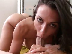 Rachel Starr babe get punked in the head