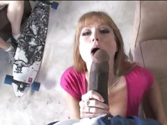 Darla Crane milf speak into the flesh-microphone